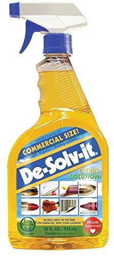 Orange-sol 10497 De-solv-it Remover 32 (Candle Wax Remover)