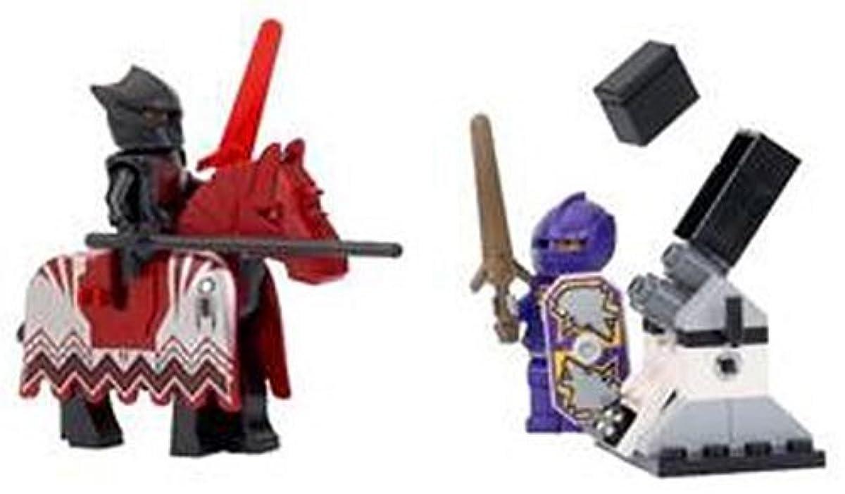 [해외] LEGO (LEGO) BATTLE OF THE KNIGHT OF THE KINGDOM BURADEKKU 8777