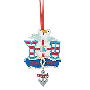 418-viOVUqL._SS300_ 75+ Anchor Christmas Ornaments