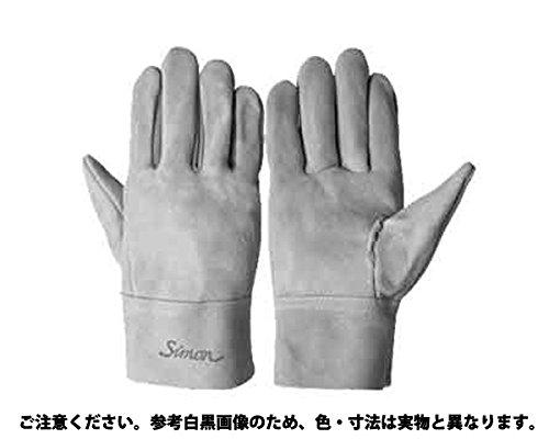 107B 表面処理(生地) 規格( F) 入数(10) 【SIMON 牛床革手袋 107B】  B01564U8RE