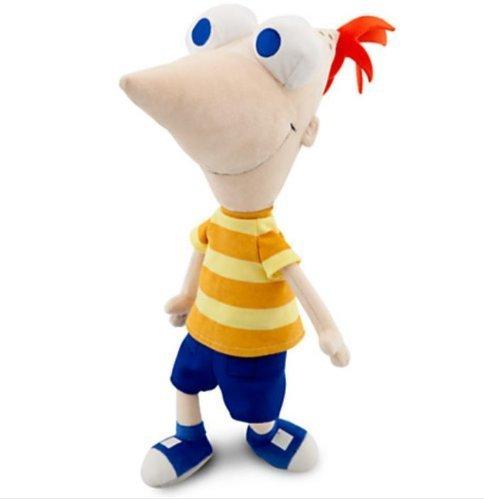(Disney Talking Phineas Plush Toy - 14'')