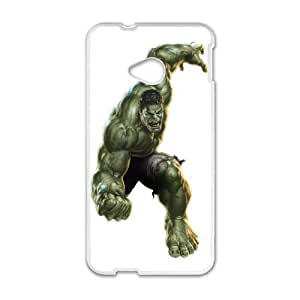 The Hulk Comic HTC One M7 Cell Phone Case White gift pp001_9421385