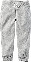 Carter\'s Baby Girls Knit Pant 236g314, Heather, 24M