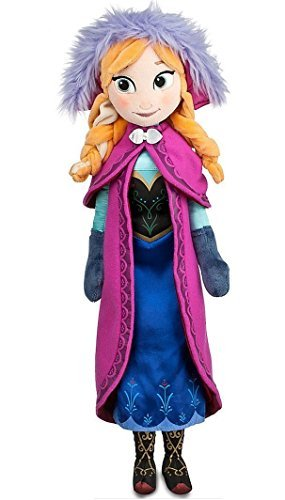 20'' Frozen Princess Anna Collector Plush Stuffed Toy Doll Gift by Disney