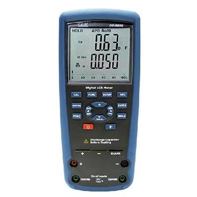 CEM DT-9935 Digital LCR Meter 10KHz Inductance Capacitance Resistance Tester