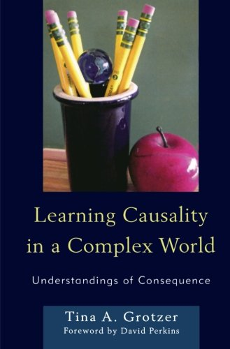 Learning Causality in a Complex World: Understandings of Consequence
