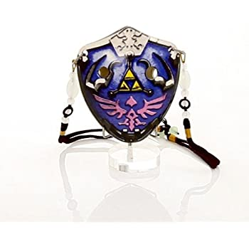 Amazon Com 6 Hole The Hylian Shield Pendant Ocarina By