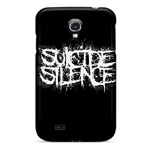 High Quality Suicide Silence Case For Galaxy S4 / Perfect Case