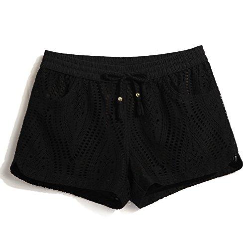 OME&QIUMEI Spa Beach Hose Slim Lady Casual Shorts Shorts Hosen Frauen Sicherheit Skinny Jeans
