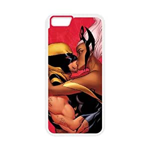 iPhone 6 4.7 Inch Cell Phone Case White Wolverine ZEI Durable Plastic Case