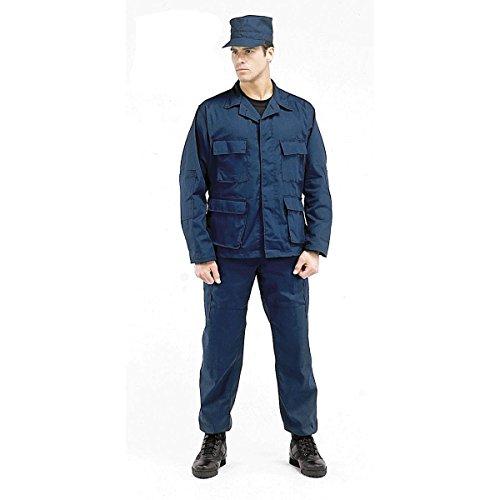 Rothco BDU Uniform Set - Navy - XLRG