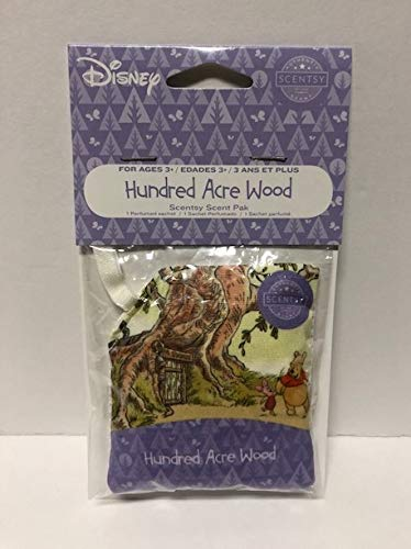 Scentsy Scent Pak Hundred Acre Woods Winnie The Pooh