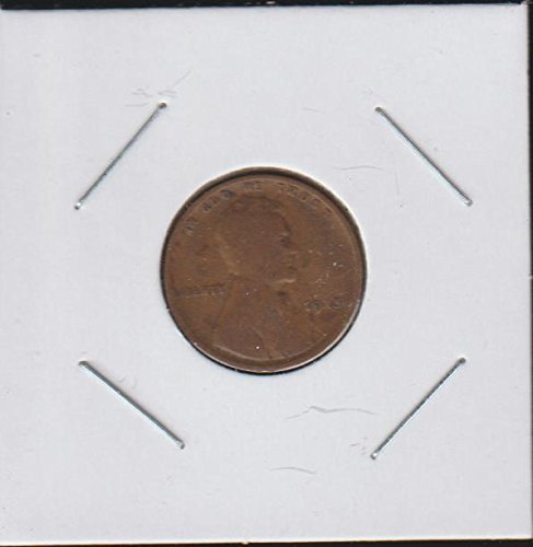 1915 Lincoln Wheat (1909-1958) Penny Very Good