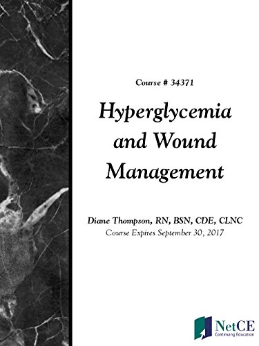Hyperglycemia and Wound Management