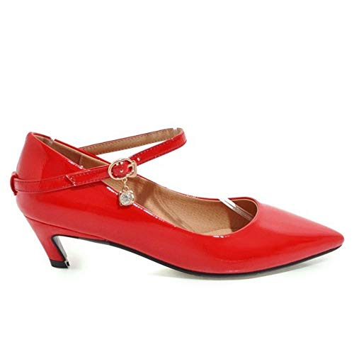 Dolce Melady Pumps Heels Kitten Rosso Donne nAwv4xqZ0O