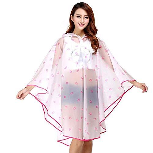 femme pluie chic parka imperm able capuche transparent. Black Bedroom Furniture Sets. Home Design Ideas