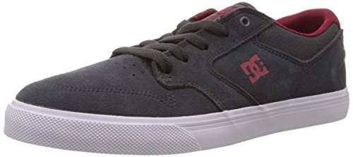 DC Shoes Nyjah Vulc, Herren High-Top Sneaker, Grau (Dark Shadow), 39 EU