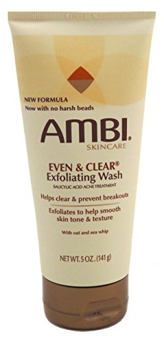 Ambi Exfoliating Face Wash - 5