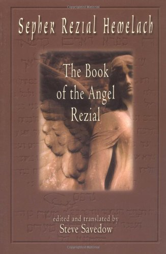 sepher raziel hemelach the book of the angel raziel pdf