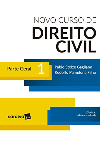 Novo Curso de Direito Civil 1 - Parte Geral