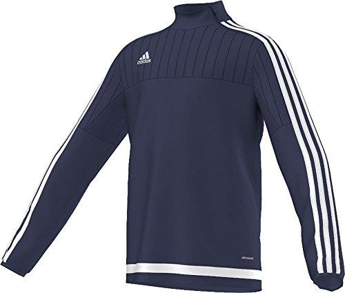 Adidas Tiro 15 Youth Training Top S Dark Blue-White