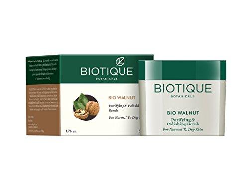Biotique Walnut Purifying & Polishing Scrub 50G/1.76 Fl.Oz. -
