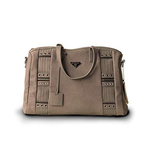 MAIDUDU Casual Travel Handbags for Women, Laptop Tote Bag Multifunctional and Laptop Large Shoulder Bag, Travel Business Laptop Womens Bags for Work (007)