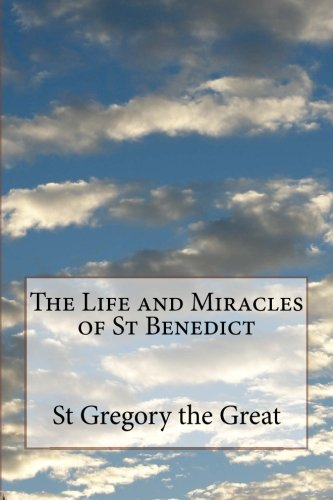 life and miracles of st benedict pdf