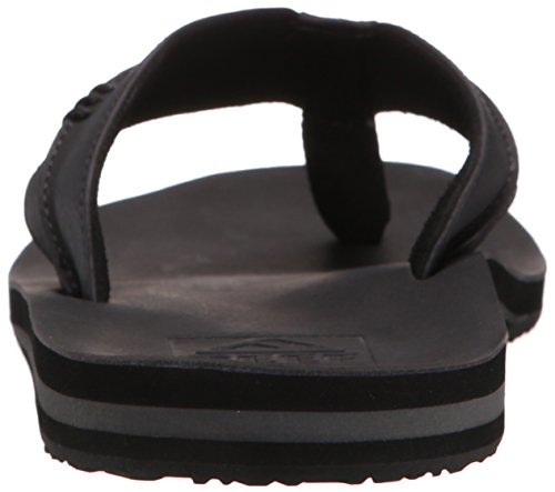 Reef Marbea Sl - Sandalias flip-flop Hombre Negro (Black)