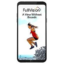 New LG Q6 Unlocked Dual SIM (4G+4G) - With Unique 18:9 FullVision Display 3GB RAM- BLACK