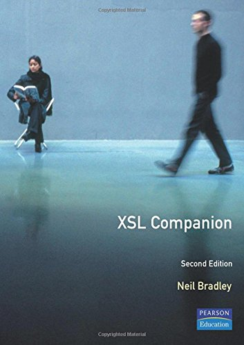 The XSL Companion (2nd Edition) by Addison-Wesley Professional