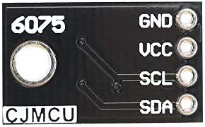 1PCS VEML6075 UVA UVB Solar Ultraviolet Light Intensity Sensor Detection Module