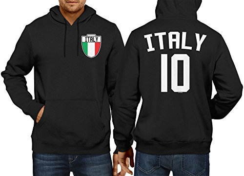 Mens Italia Italian Football Sweatshirt