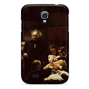 Awesome Design The Gross Clinic Hard Case Cover For Galaxy S4 by mcsharks