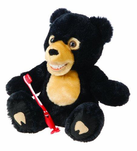 StarSmilez Kids Tooth Brushing Buddy- Lil Plush Cubby