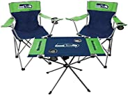 NFL Seattle Seahawks Tailgate Kit, Team Color, One Size