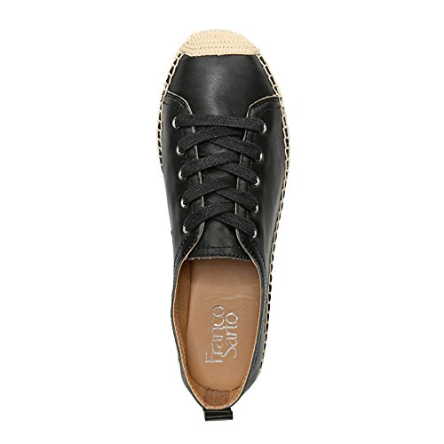 Franco Sarto Womens Wilcox Lace Up Black leeeqoE