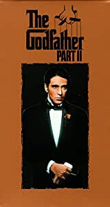 The Godfather, Part II [VHS]
