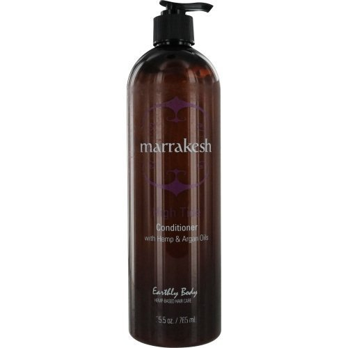- MARRAKESH by HIGH TIDE CONDITIONER WITH HEMP & ARGAN OILS 25.5 OZ MARRAKESH by HIGH TIDE CONDITIO