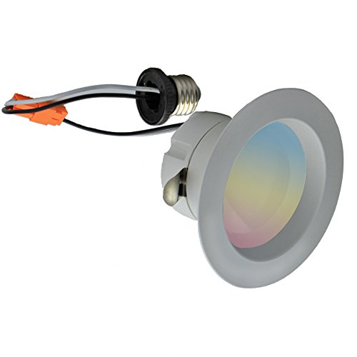Multi Color Led Recessed Lighting in US - 6