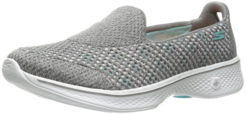 Femme Basses Grey Walk 4 Kindle Go gry Skechers wA6qXCBnn