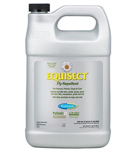 Farnam Equisect Fly Repellent, 1 gallon (Farnam Fly Relief)