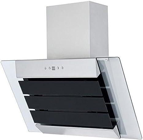 recirculación Juego: Campana + Filtro PKM S5 – 80bbex 80 cm + Filtro de carbón activo CO4: Amazon.es: Grandes electrodomésticos