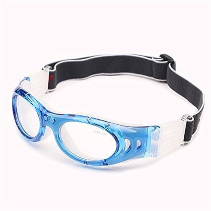 9ec250f8eb Amazon.com   EnzoDate Teens Basketball Goggles with Protective Cushion Boys  Girls
