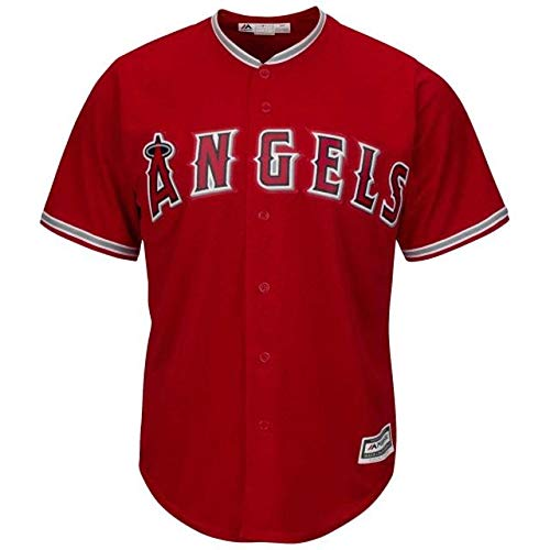 Majestic Majestic Los B07GVPQ79Q Angeles Angels スポーツ用品 Red Official Official Cool Base Jersey スポーツ用品【並行輸入品】 XXX-Large B07GVPQ79Q, JSstar:3a7960ce --- cgt-tbc.fr