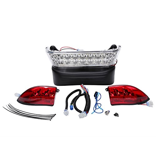 10L0L Light Kit for Club Car Precedent 2004-2008.5 Electric Golf Carts