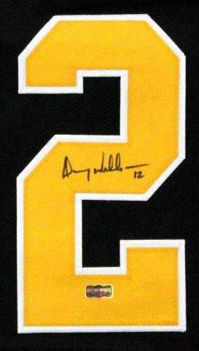 Autographed Doug Williams Jersey Grambling State Tigers Throwback Custom Black Autographed NFL Jerseys