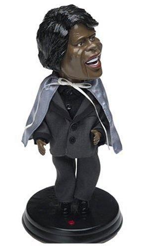 "12"" James Brown with Big Head"