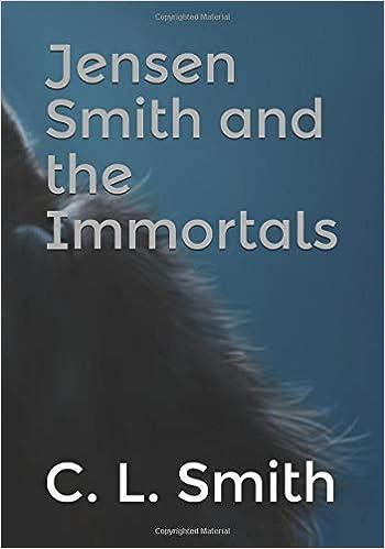 Descargar Ebook Torrent Jensen Smith And The Immortals De PDF A PDF