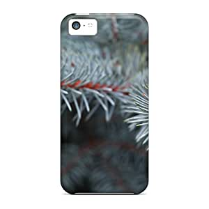 New Cute Funny Pine Tree Case Cover/ Iphone 5c Case Cover